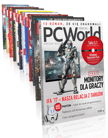 PC World PDF - prenumerata roczna